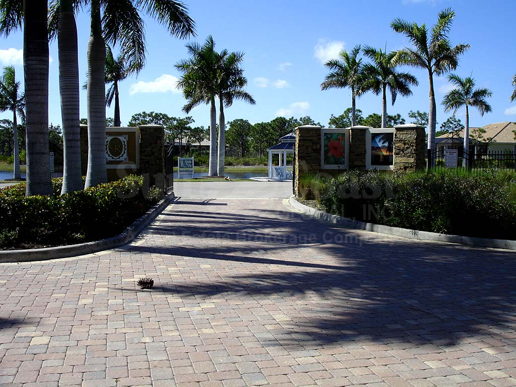 Calusa Ridge Entrance