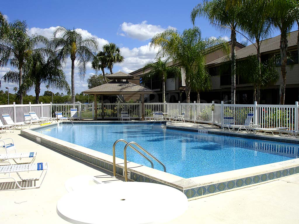 Captains Harbor Condo Community Pool