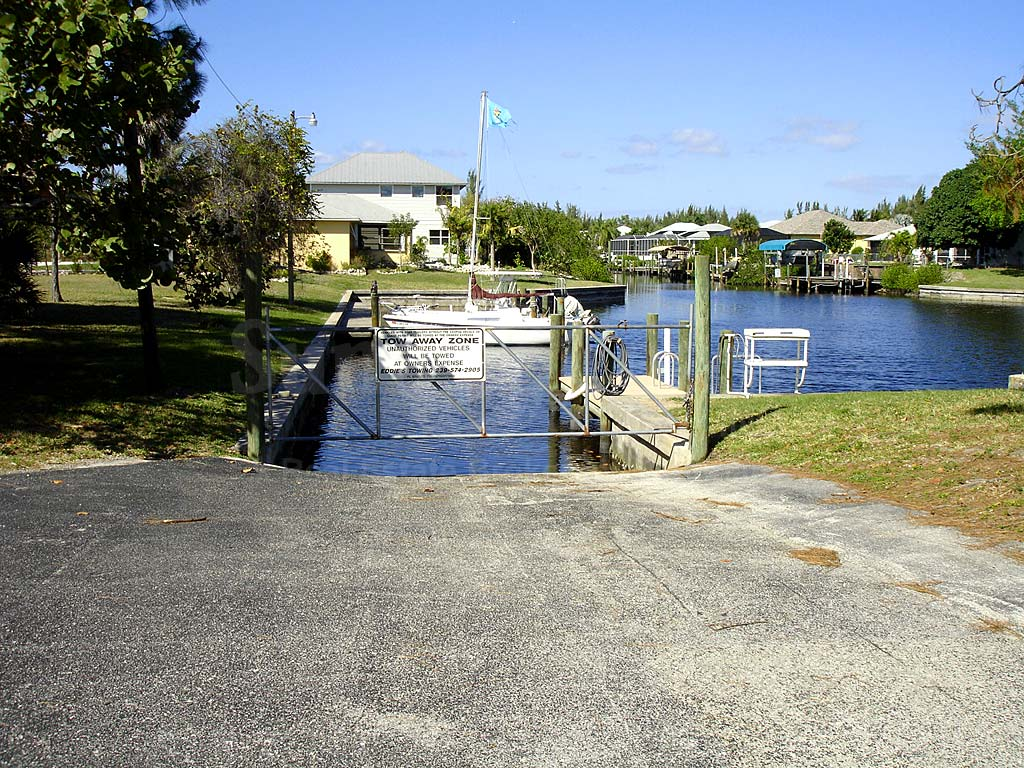 Charlotte Shores Boat Ramps
