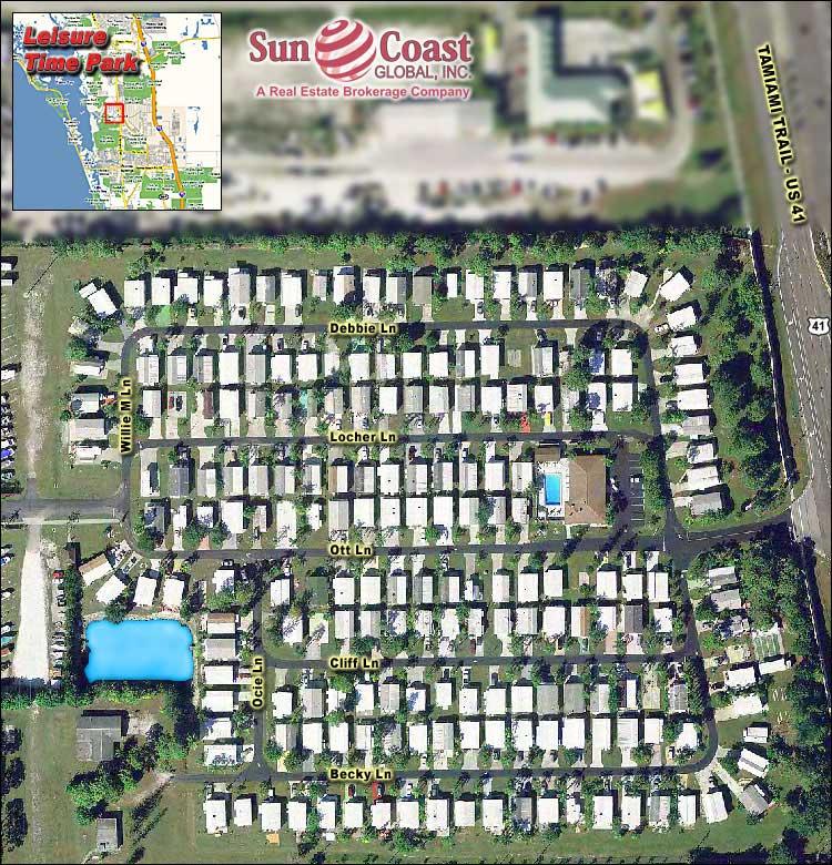 Leisure Time Campsites Real Estate Bonita Springs Florida
