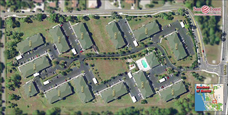 Gardens At Bonita Springs Overhead Map