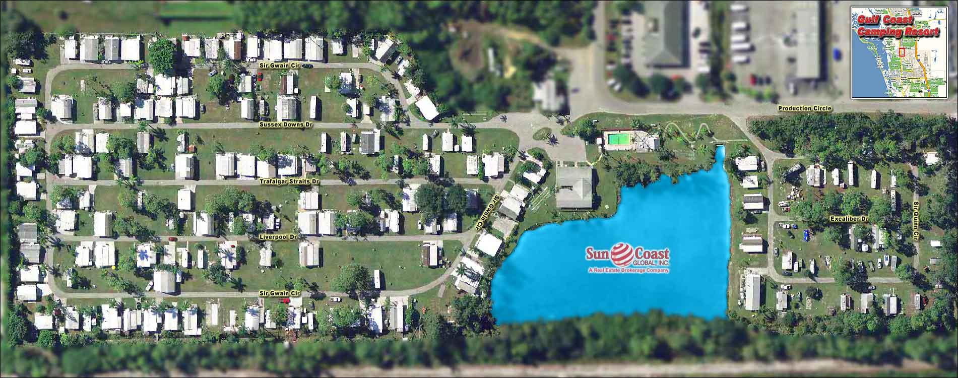 Gulf Coast Camping Resort Real Estate Bonita Springs
