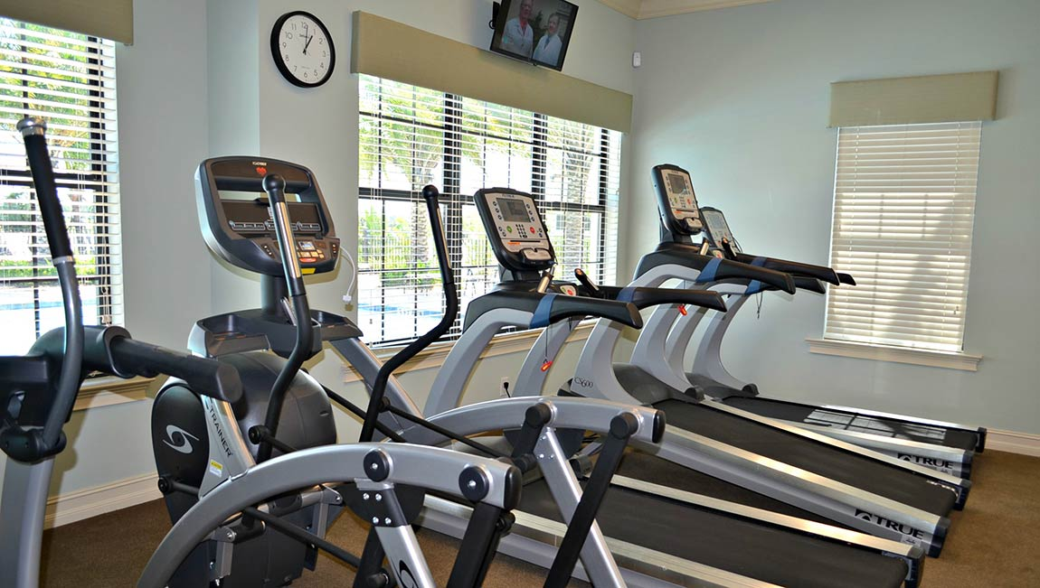 Paloma Fitness Facilities