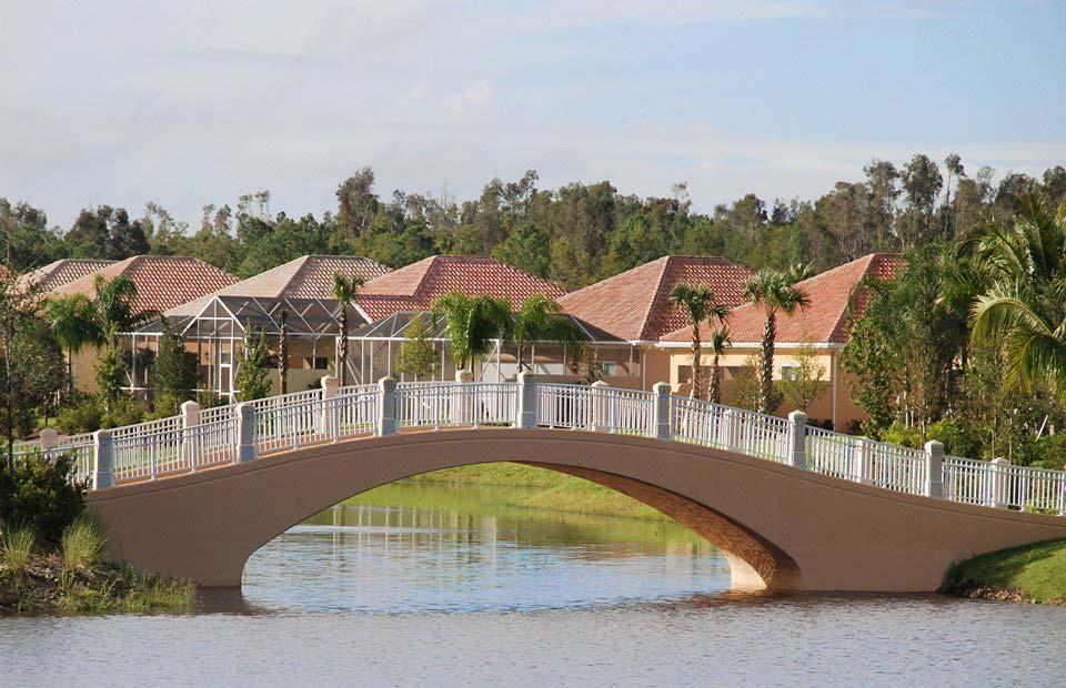 Single Family Homes At Village Walk Of Bonita Springs Real