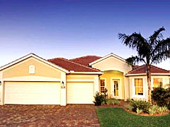 Village Walk of Bonita Springs Model Home