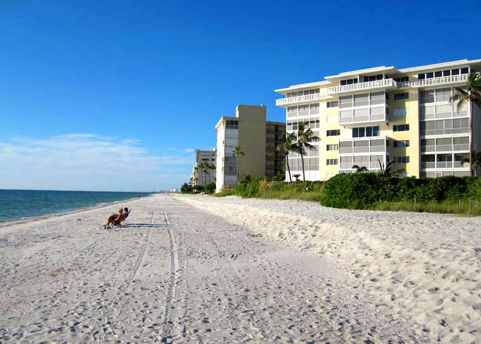 Bay Harbor Club Condo Real Estate Bonita Springs Florida Fla Fl