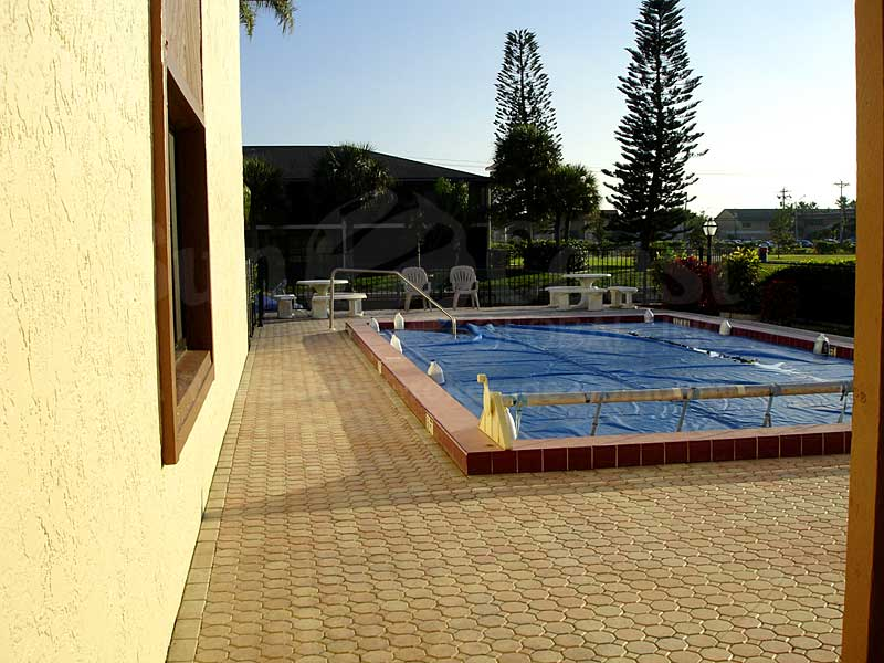 Admirals Quarters Community Pool
