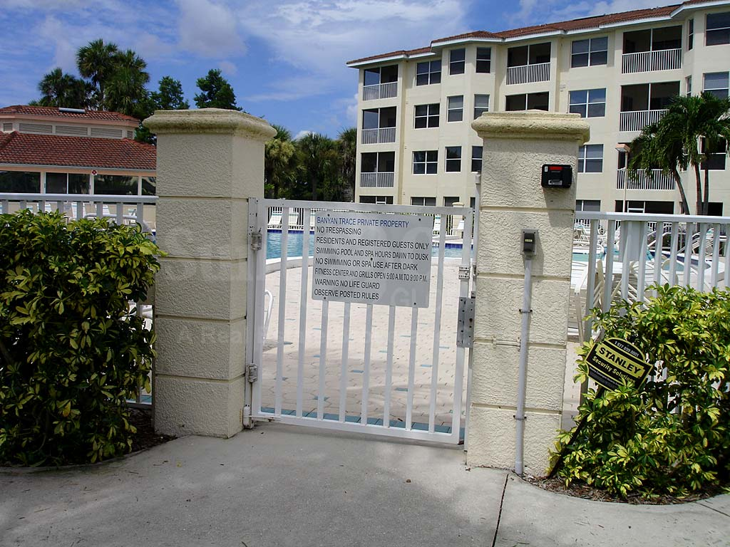 Banyan Trace Community Pool Safety Fence