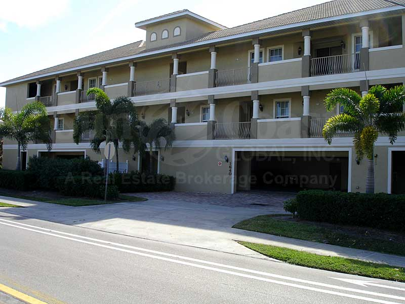Beach Bay Villas Condo Building