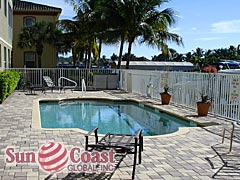 Beach Bay Villas Community Pool