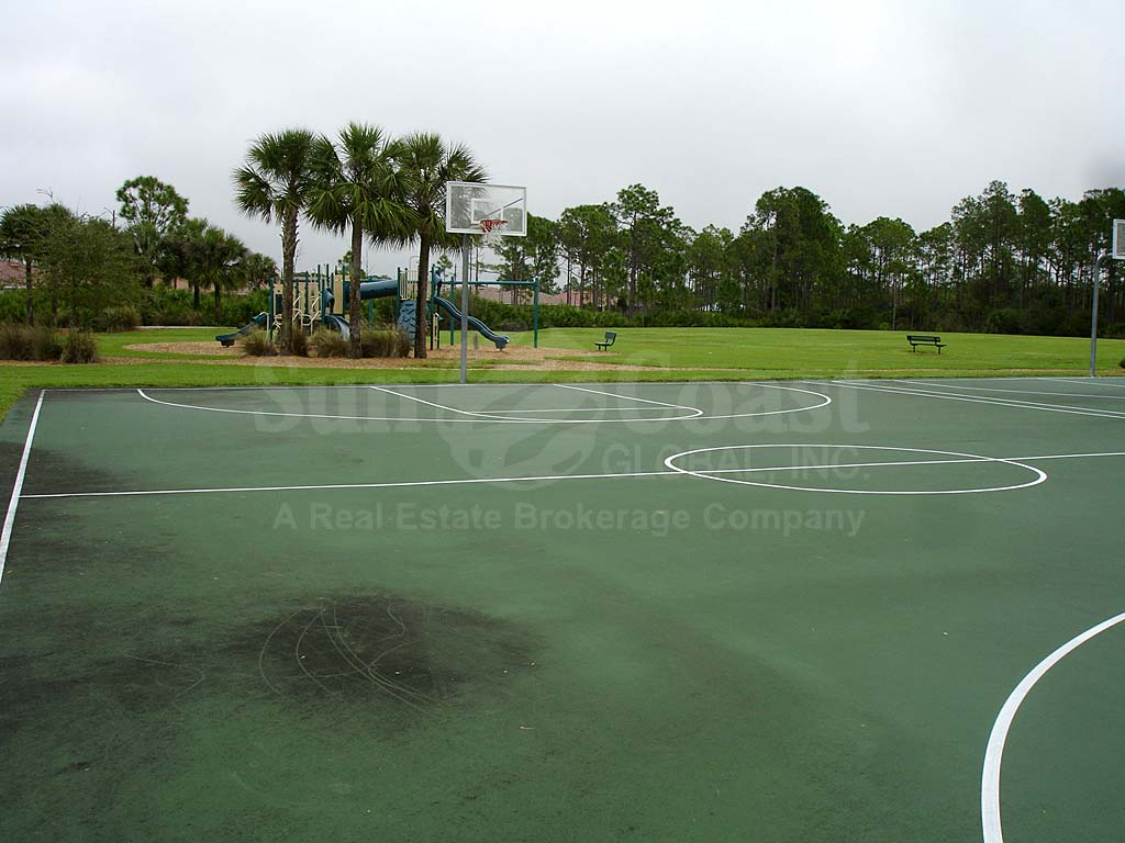 Bella Vida Basketball Court