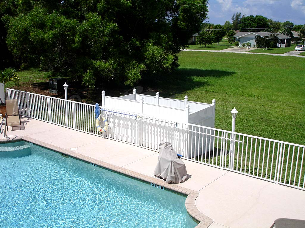 Belvedere Condominiums Community Pool Safety Fence