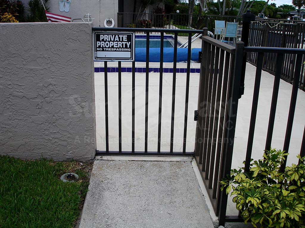 Brenson Mar Community Pool Safety Fence