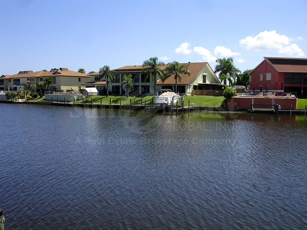 Cape Coral Villas Waterfront Condos