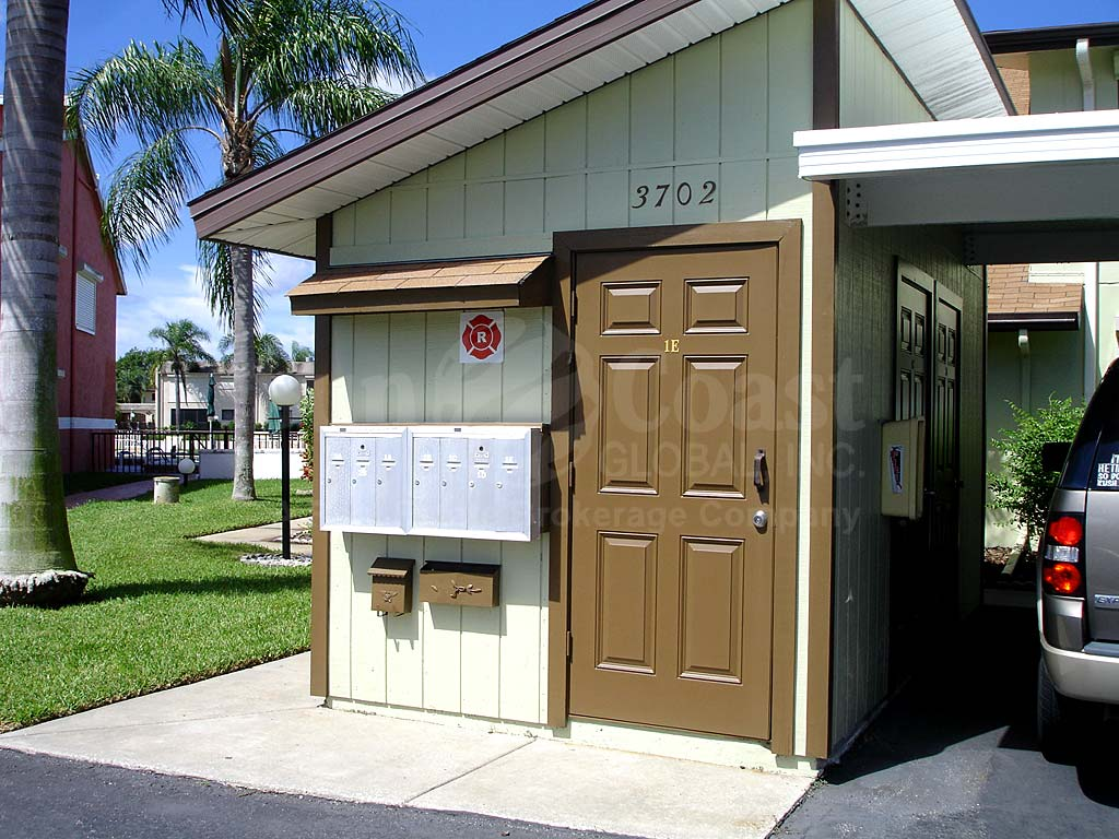 Cape Coral Villas Storage