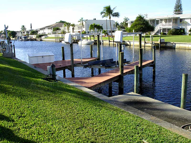 Cape Palms Docks