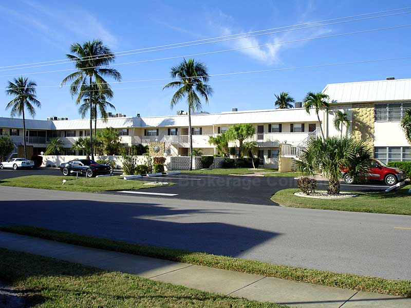 Cape Palms Condo Building