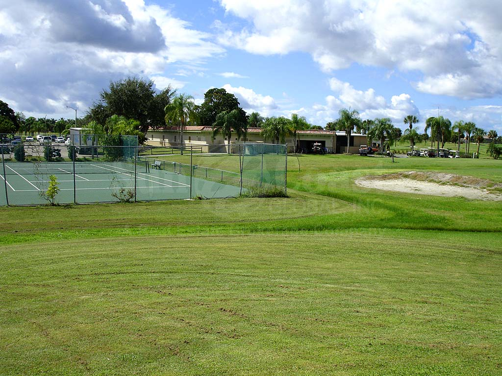 Cape Royal Tennis Courts