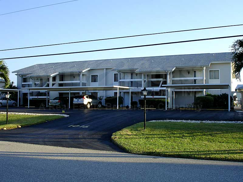 Captains Harbour Condo Building