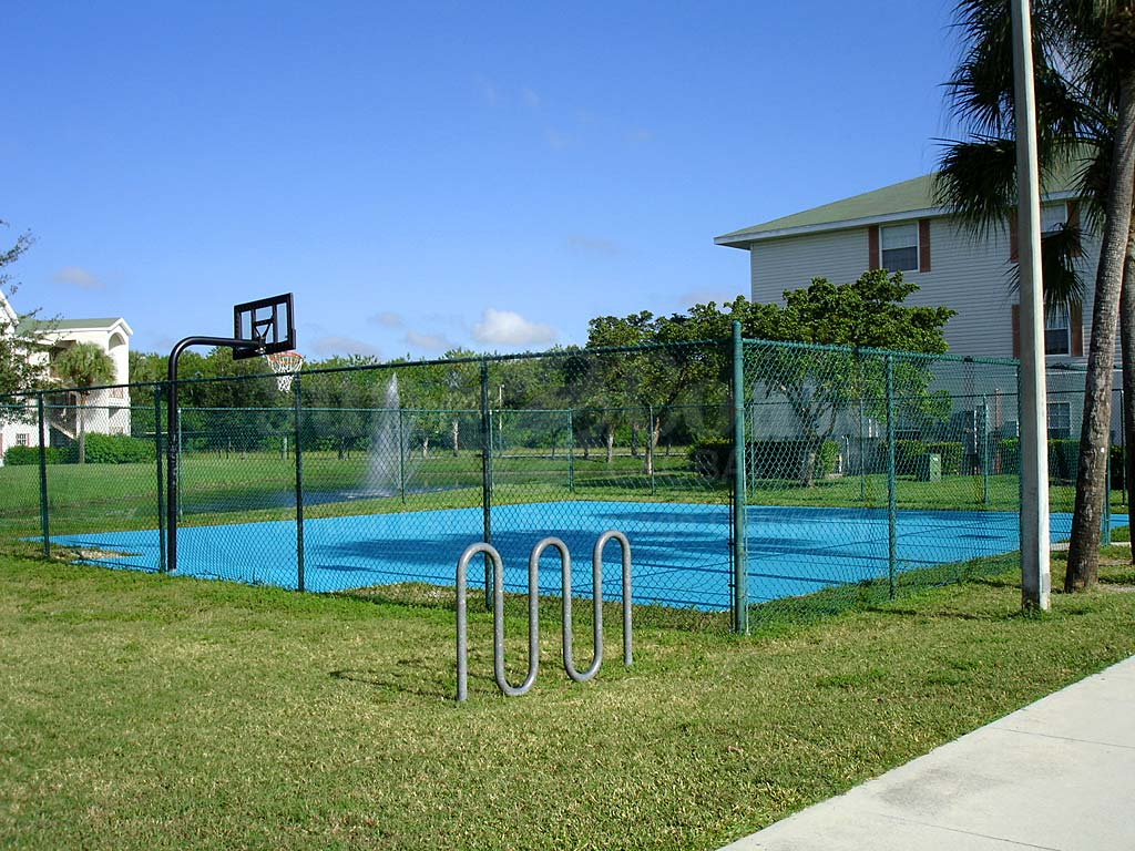 Coral Cove Basketball Courts