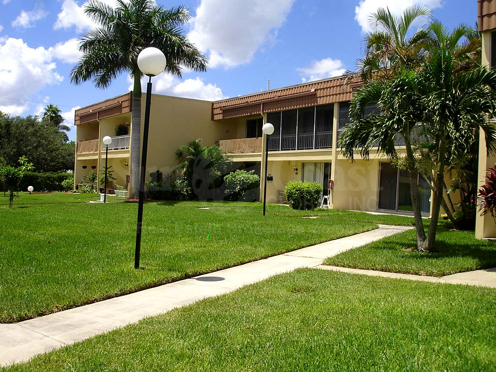 del prado park townhouses real estate cape coral florida