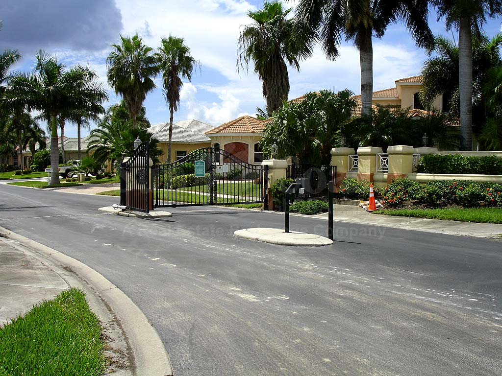Cape Harbour Estate Homes Street View