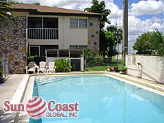 Everest Condo Community Pool