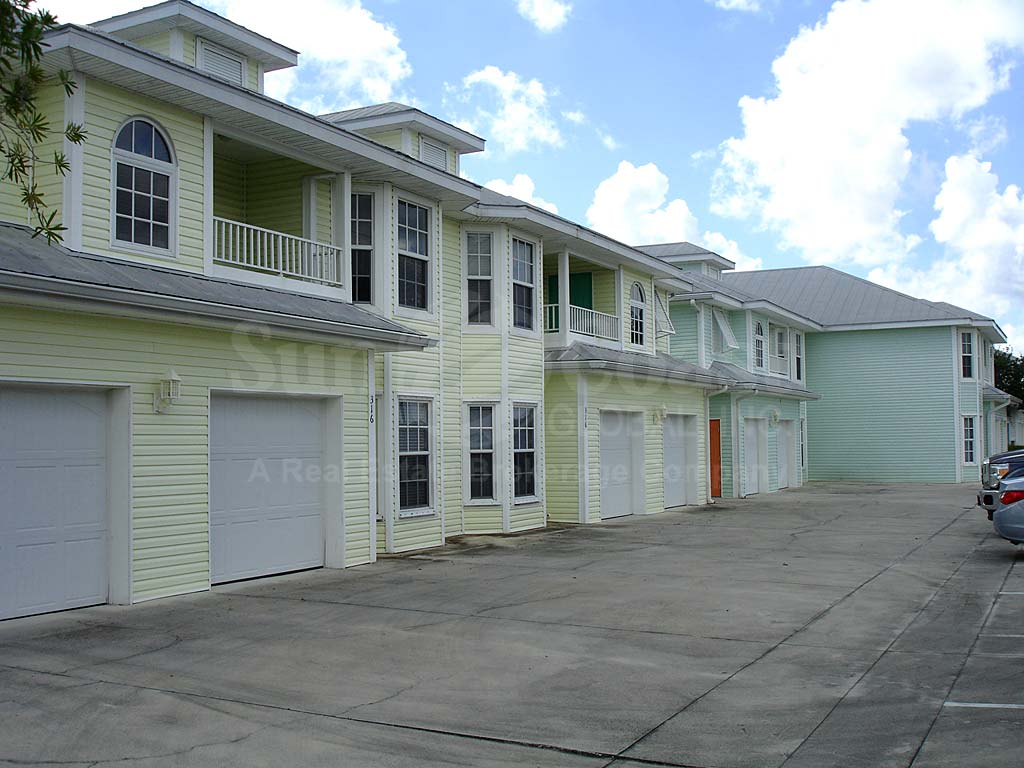 Mandalay Cove Attached Garages