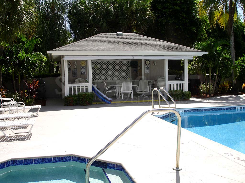 Moorings Community Pool and Hot Tub