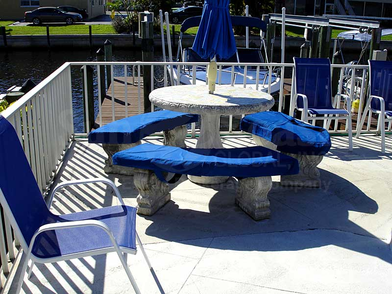 Neptune Community Pool and Sun Deck Furnishings