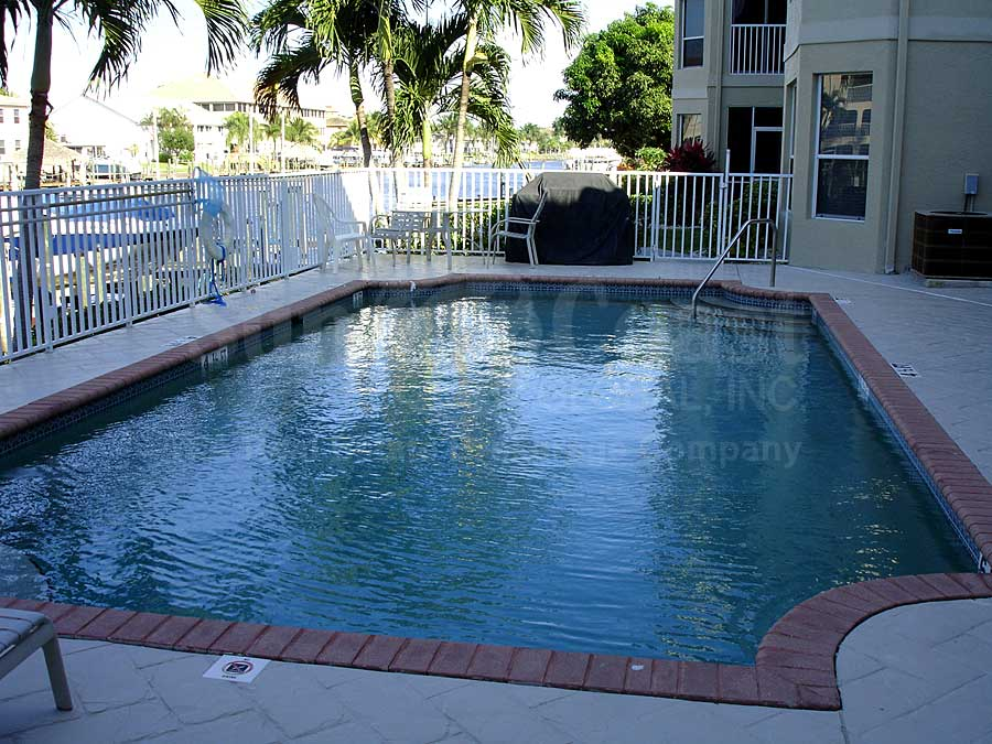 Orchid Harbour Villas Community Pool