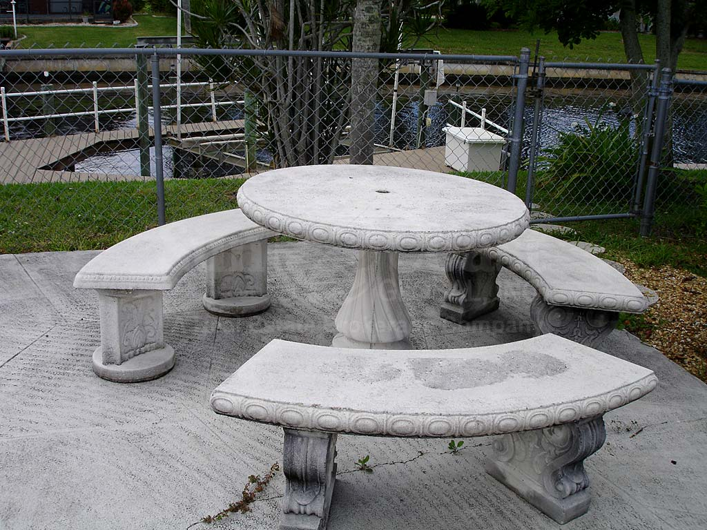 Pier One Picnic Bench