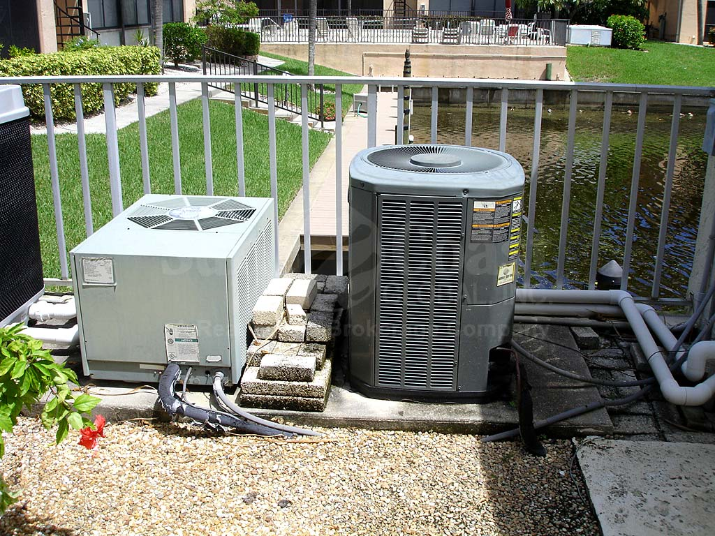 Raven Cove Community Pool Heater