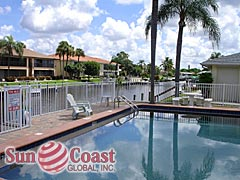 Raven Cove Community Pool and Canal