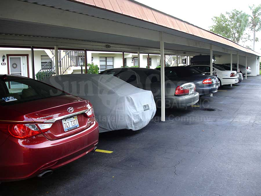 River Harbor Club Covered Parking