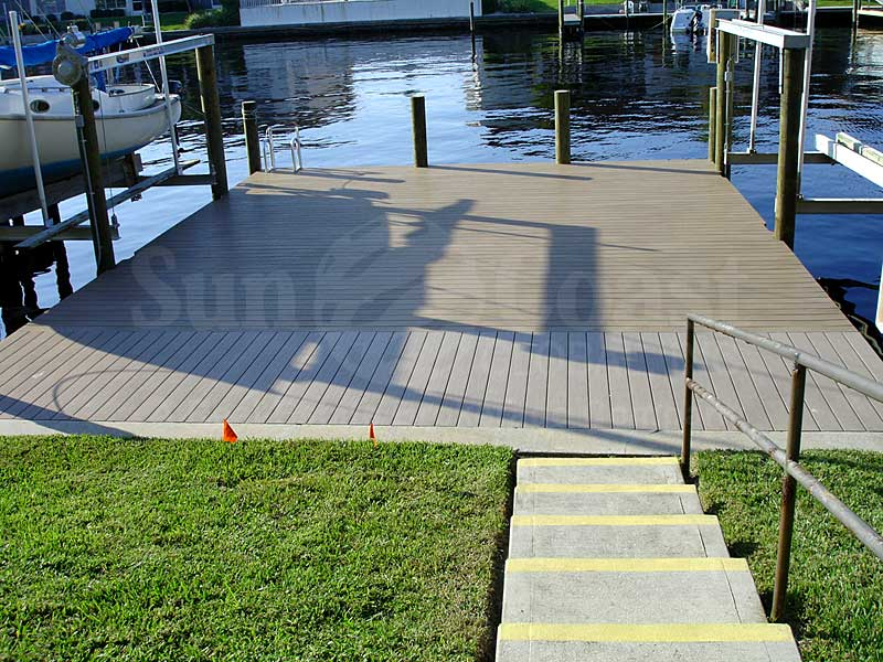 River Park Place Docks