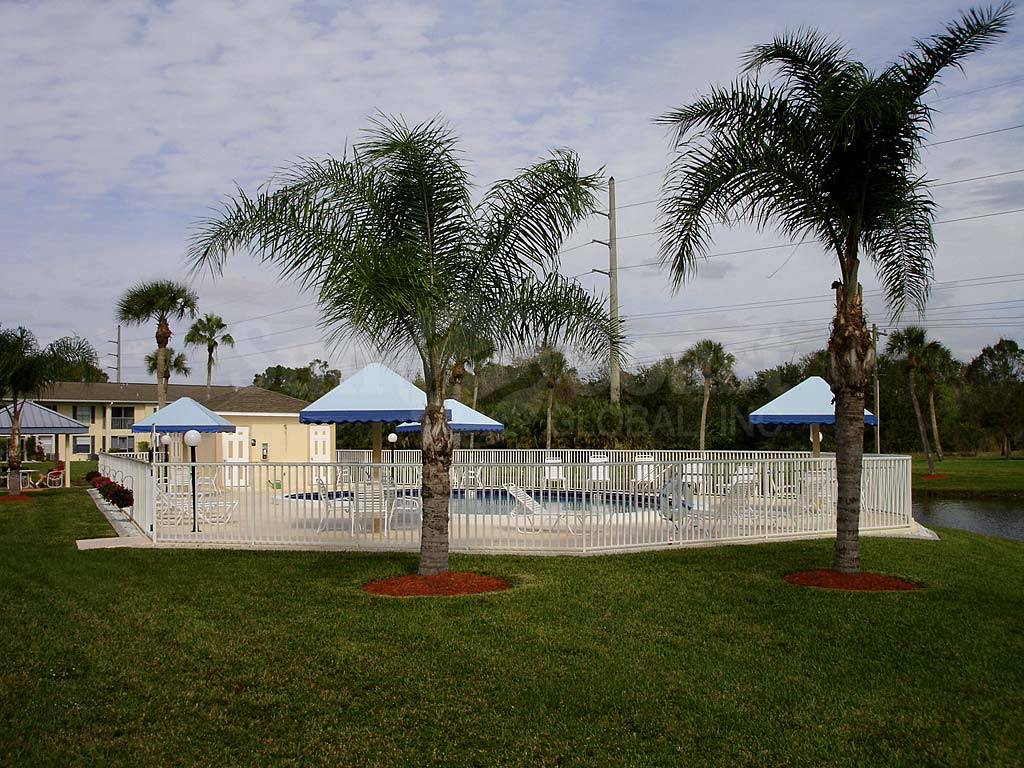 Royal Hawaiian Club Community Pool Safety Fence