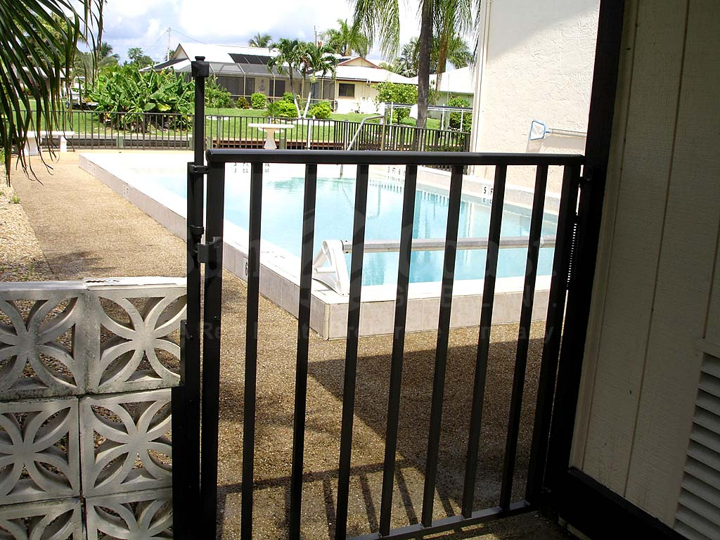 Sail Harbour Community Pool Safety Fence