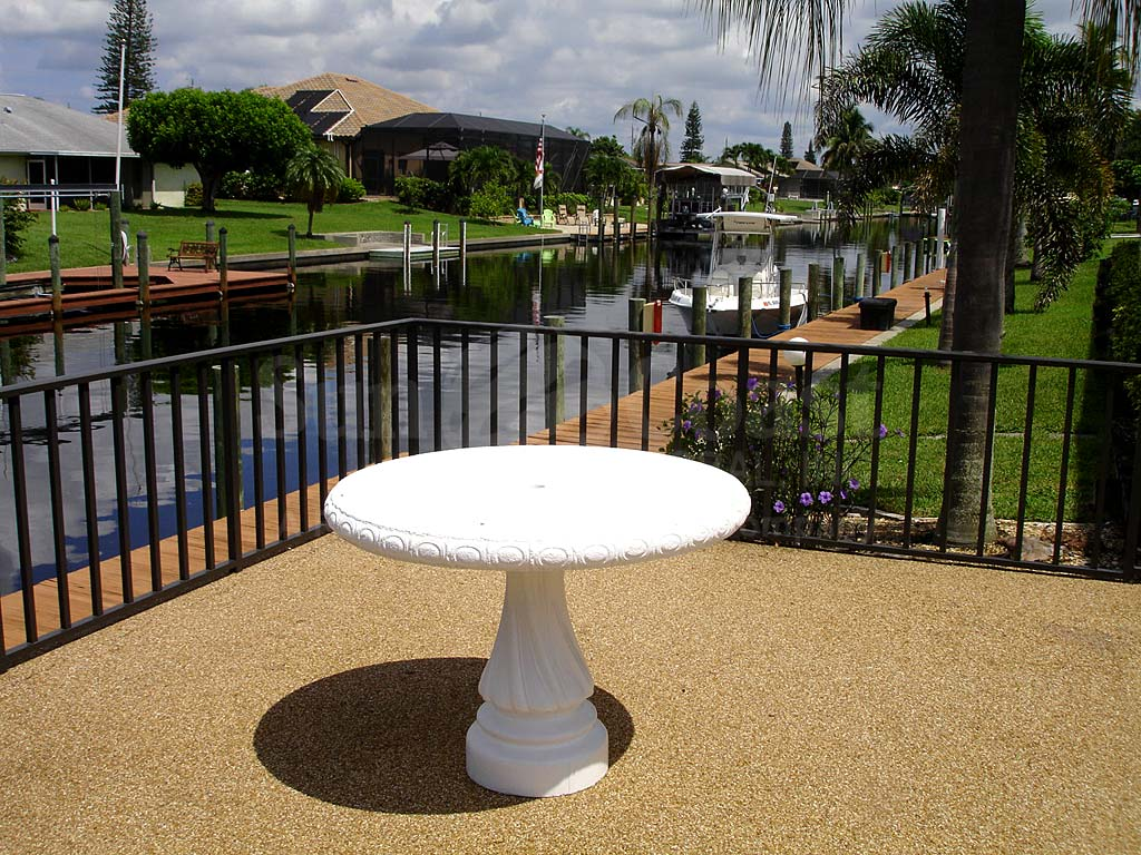 Sail Harbour Dockside Table