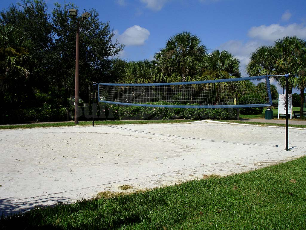 Sandoval Volleyball Court