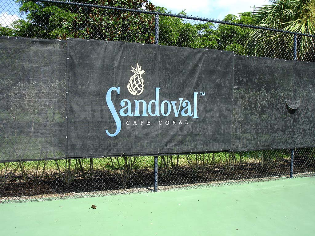 Sandoval Tennis Courts