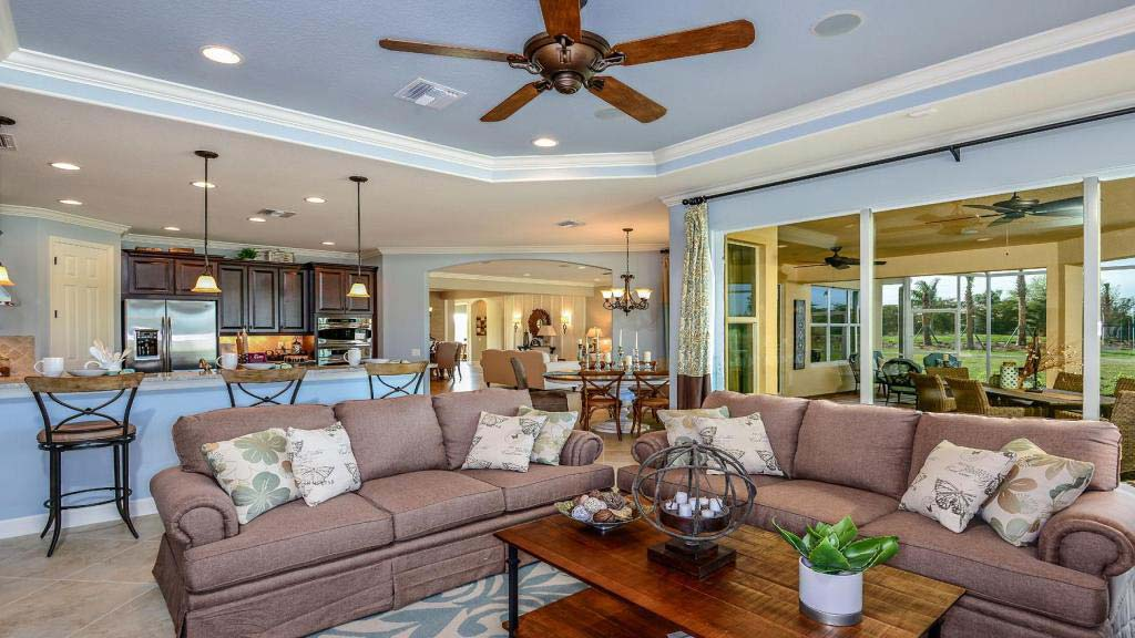 Coral Model Home in Sandoval, Cape Coral by Taylor Morrison