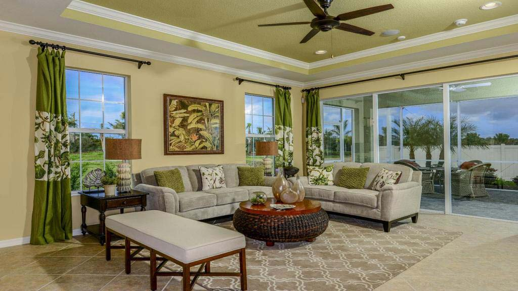 Sabal Palm Model Home in Sandoval, Cape Coral by Taylor Morrison