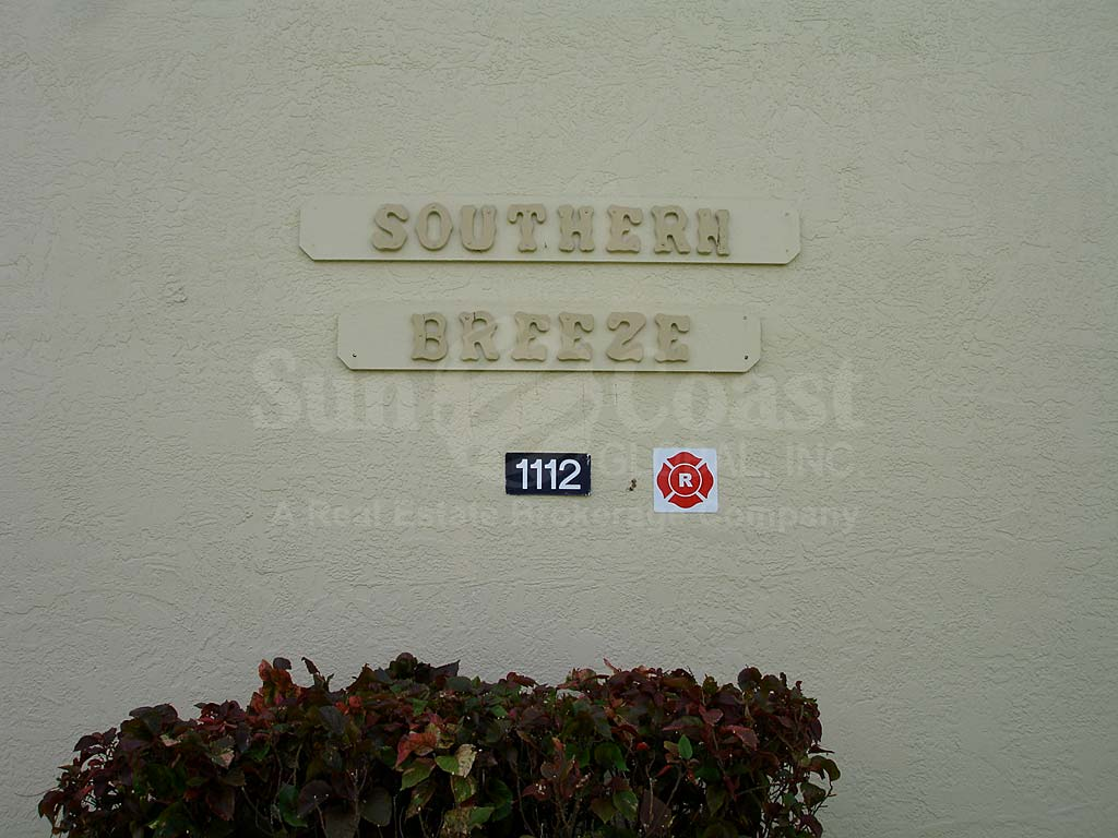 Southern Breeze Signage