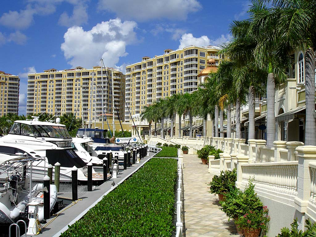 Tarpon Point Condo Building