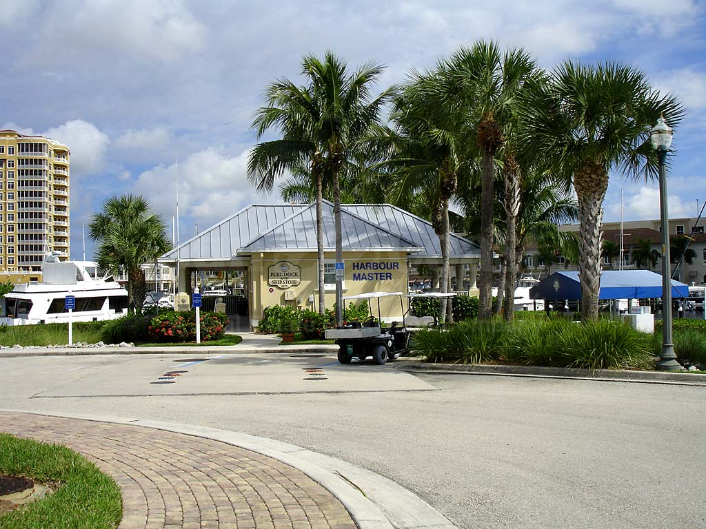 Tarpon Point Boat House