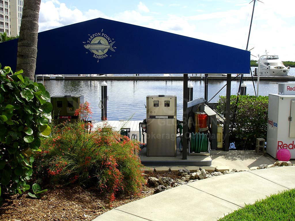 Tarpon Point Boat Fueling