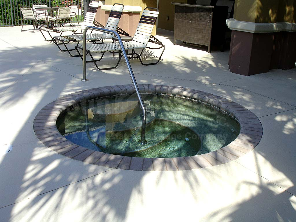Tuscany Court Hot Tub