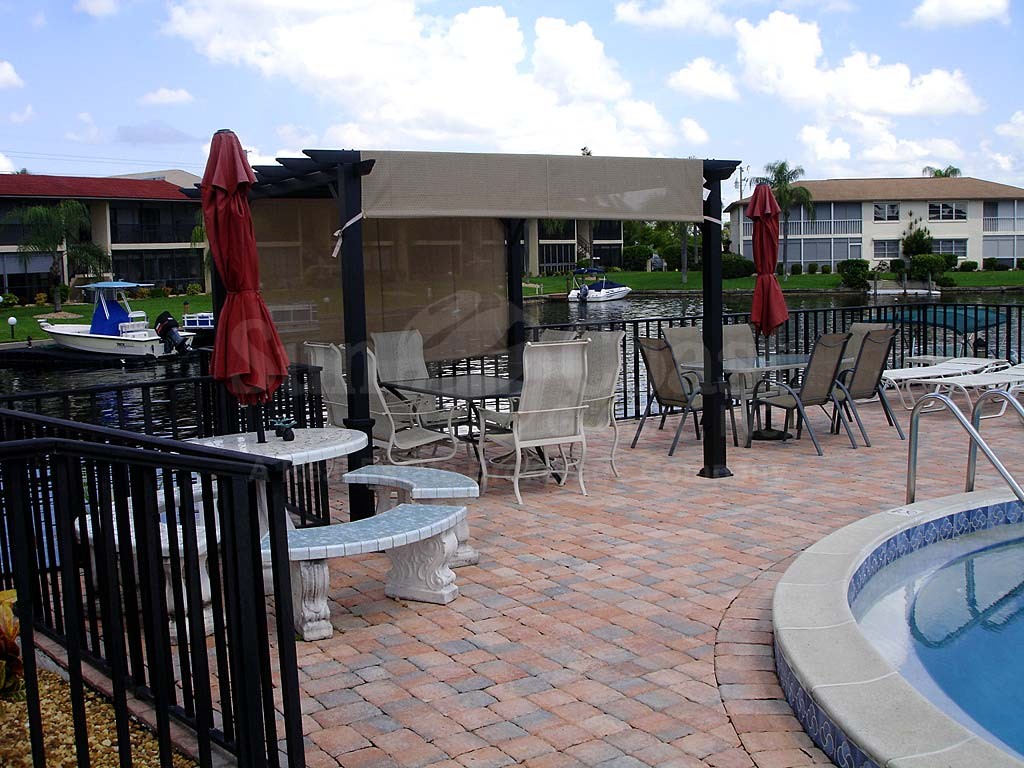 Versailles Community Pool and Sun Deck Furnishings