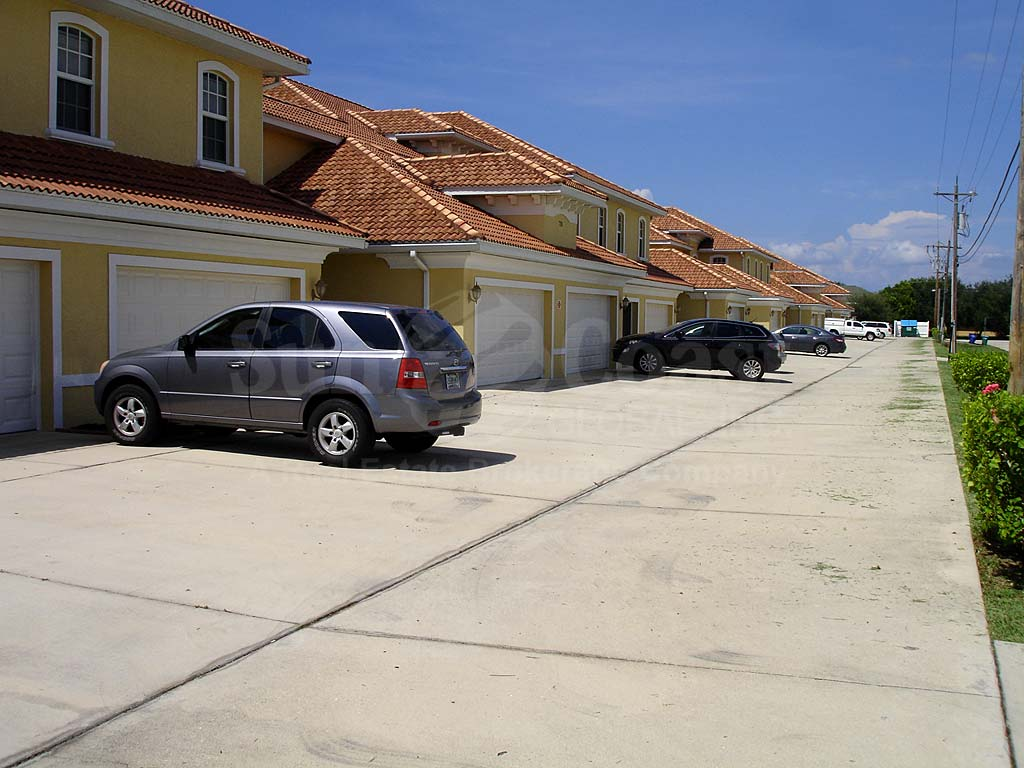 Villa Alivia Attached Garages
